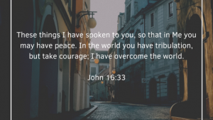 Day 30: You are an Overcomer