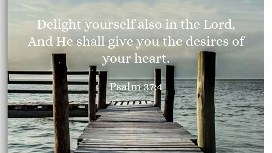 Day 5: Delight In The Lord
